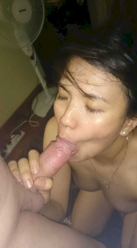 Asian Teen Takes Huge Cock