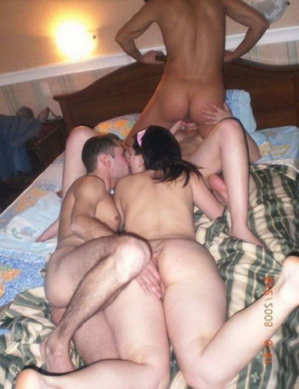 homemade amateur swingers orgy