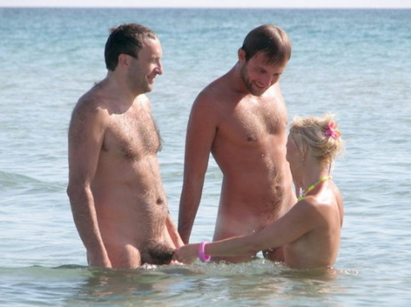 Public Blowjob The Beach