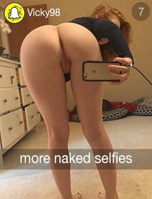 Naked Teen Selfies